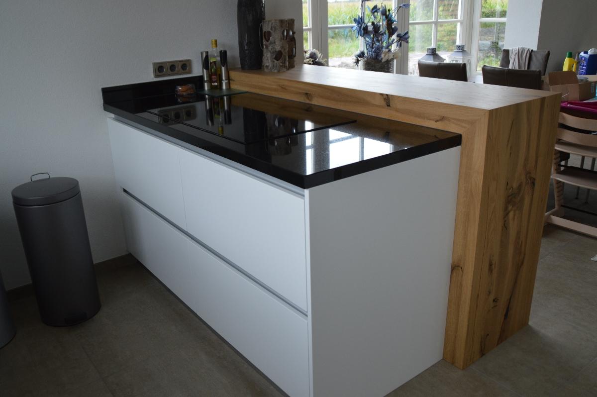 Aannemers timmerbedrijf vd berg keukens en interieurwerk - Lounge en keuken in dezelfde kamer ...